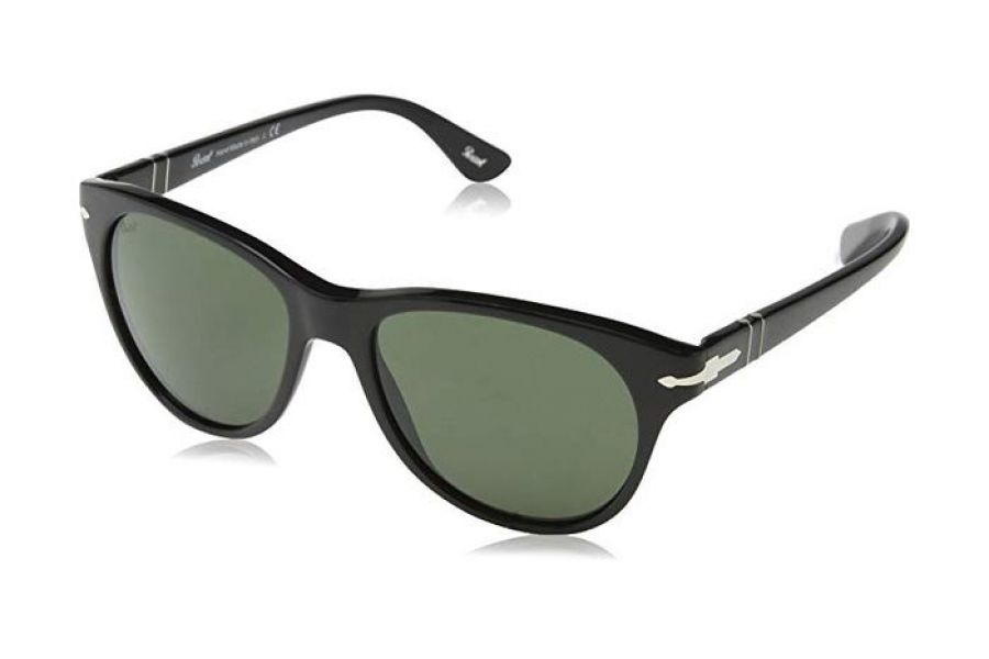 Persol - Havana / Crystal Green Sunglasses