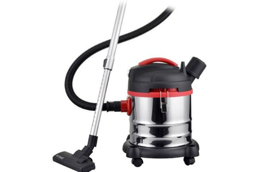 Russell Hobbs - 3X Wet and Dry Heavy Duty Vacuum Cleaner SL602B