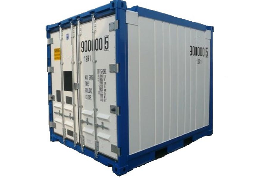 Portable Skid Mounted Refrigerators & Offshore Refrigerated Containers