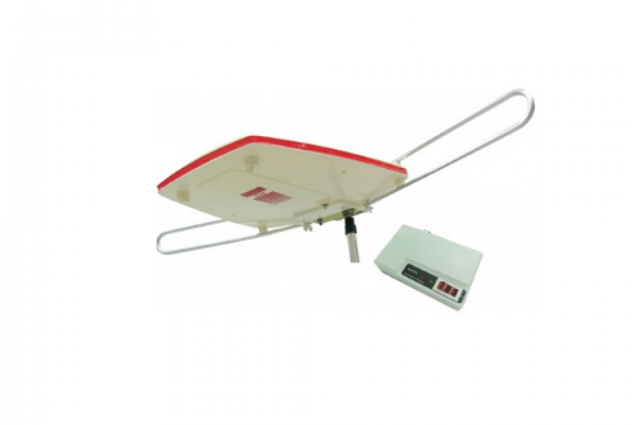 Jec Japan - Outdoors Color TV Antenna With Powerful Booster