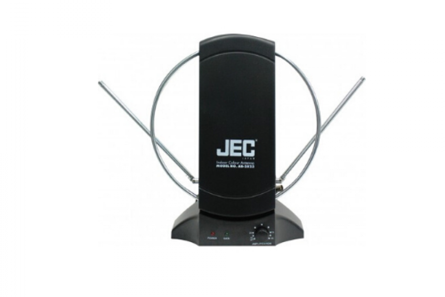 Jec Japan - Indoor Color Antenna With Powerful Booster