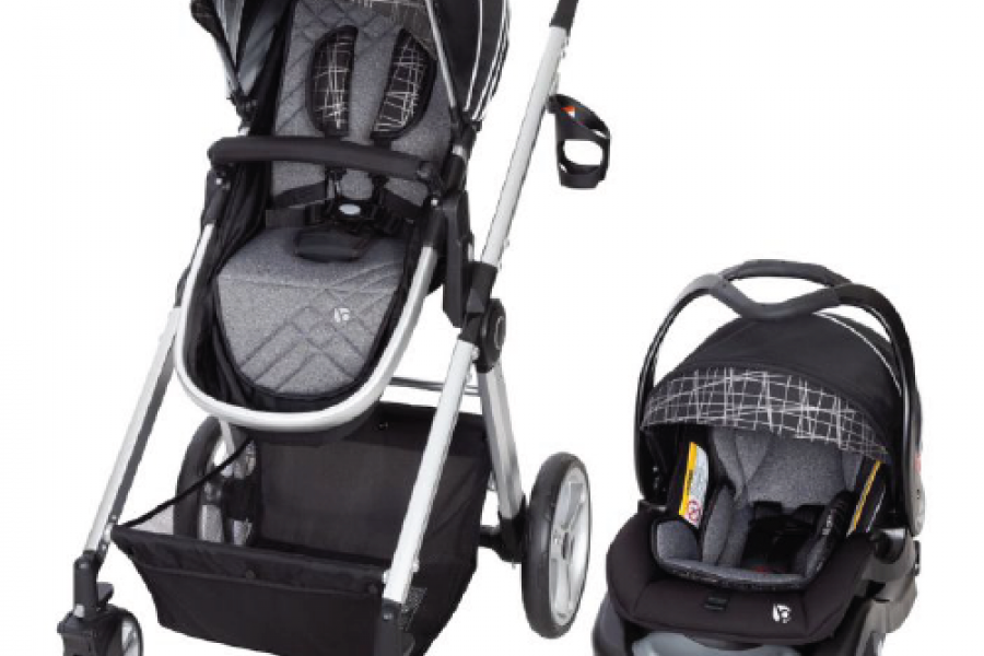 Babytrend - GoLite Snap Tech Sprout Travel System Phoenix