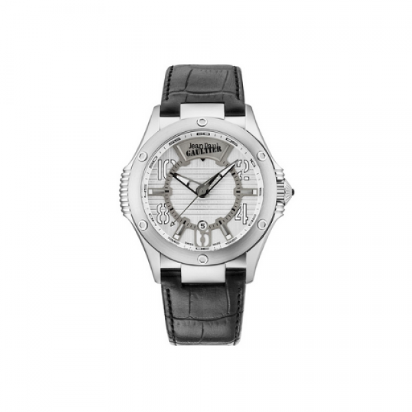 Jean Paul Gaultier - Swiss Made Men's Watch Black