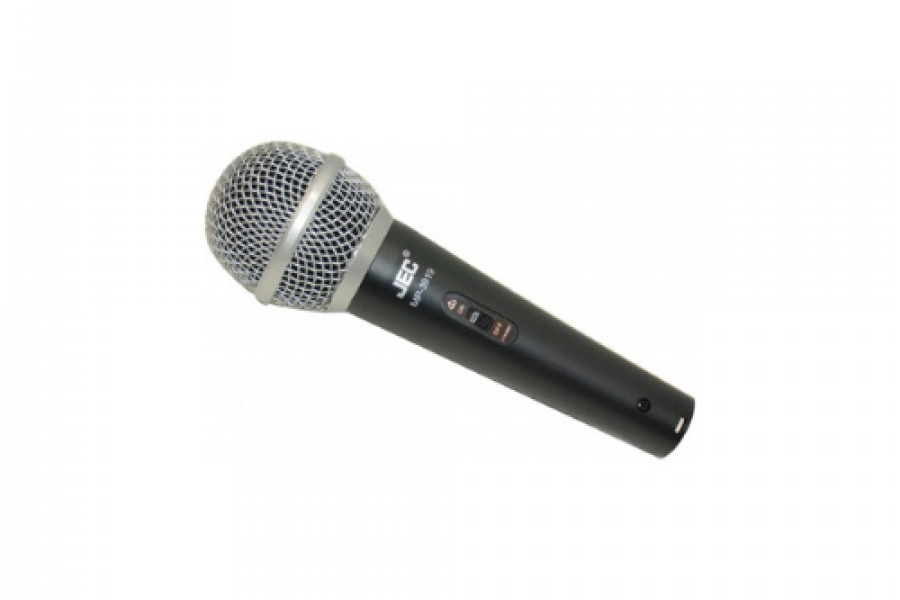 Jec Japan - Dynamic Microphone Gray/Black