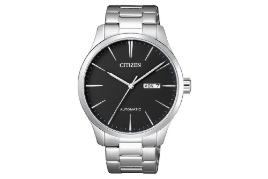 Citizen - Automatic Analog SS Black Dial Men's Watch