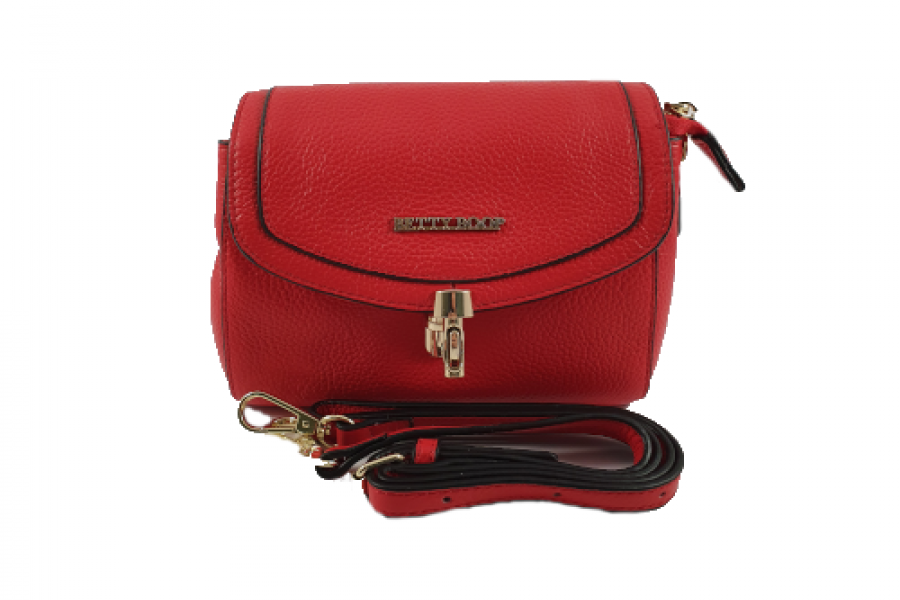 Betty Boop - Women' Shoulder Bag Red