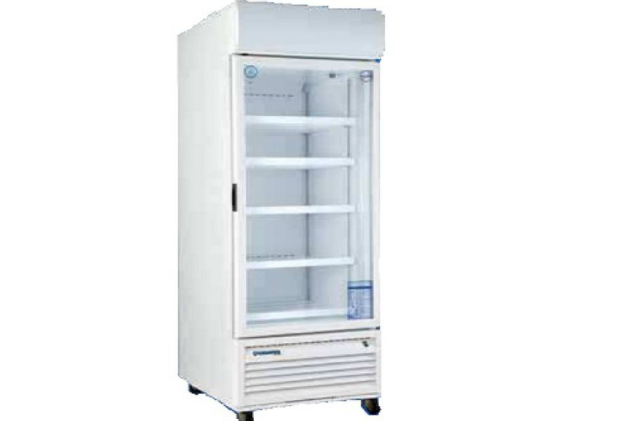 CELSIUS UPRIGHT DISPLAY CHILLERS 363 Litres