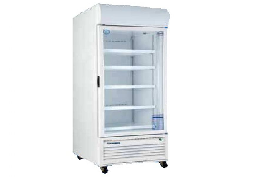 CELSIUS UPRIGHT DISPLAY CHILLERS 517 Litres