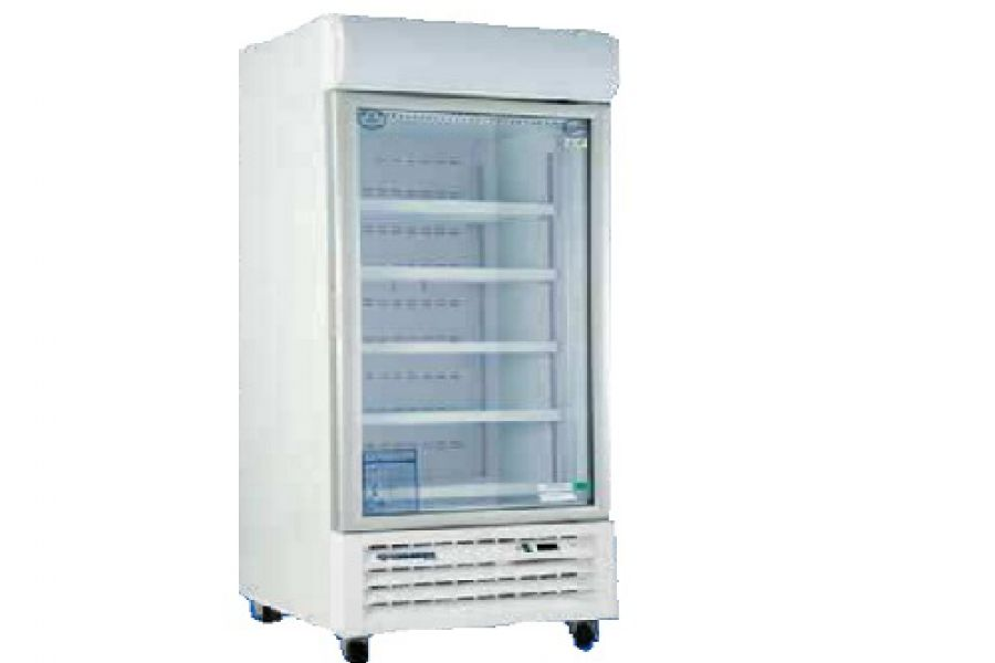 CELSIUS UPRIGHT DISPLAY CHILLERS 322 Litres