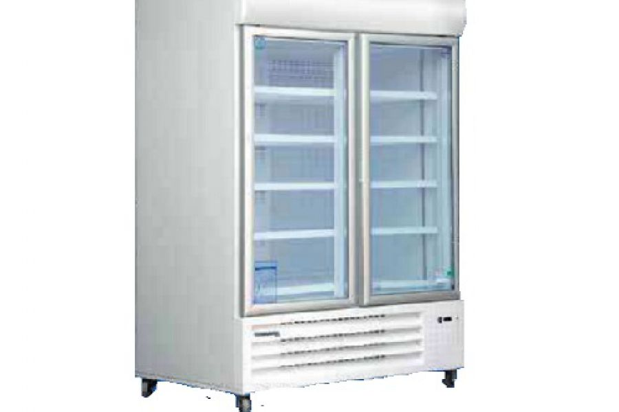 CELSIUS UPRIGHT DISPLAY CHILLERS 1543 Litres