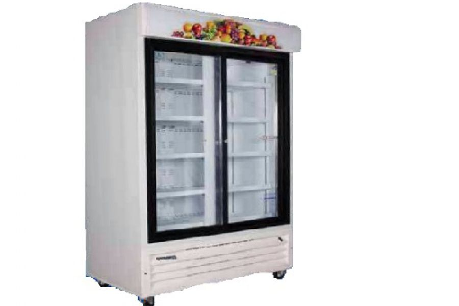 CELSIUS UPRIGHT DISPLAY CHILLERS 1034 Litres