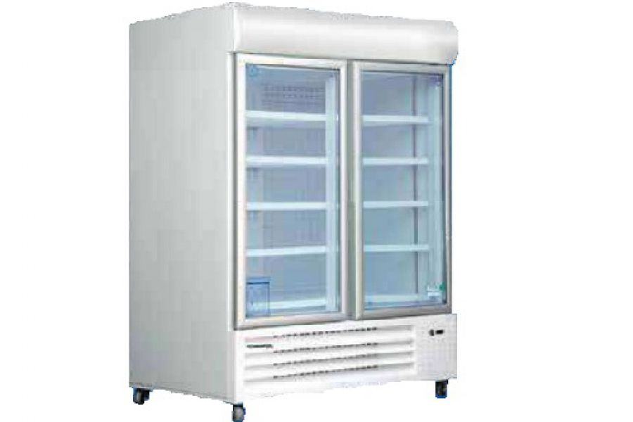 CELSIUS UPRIGHT DISPLAY CHILLERS 1299 Litres