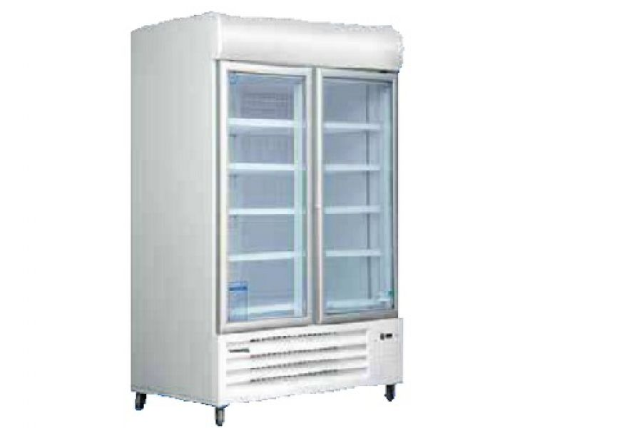 CELSIUS UPRIGHT DISPLAY CHILLERS 938 Litres