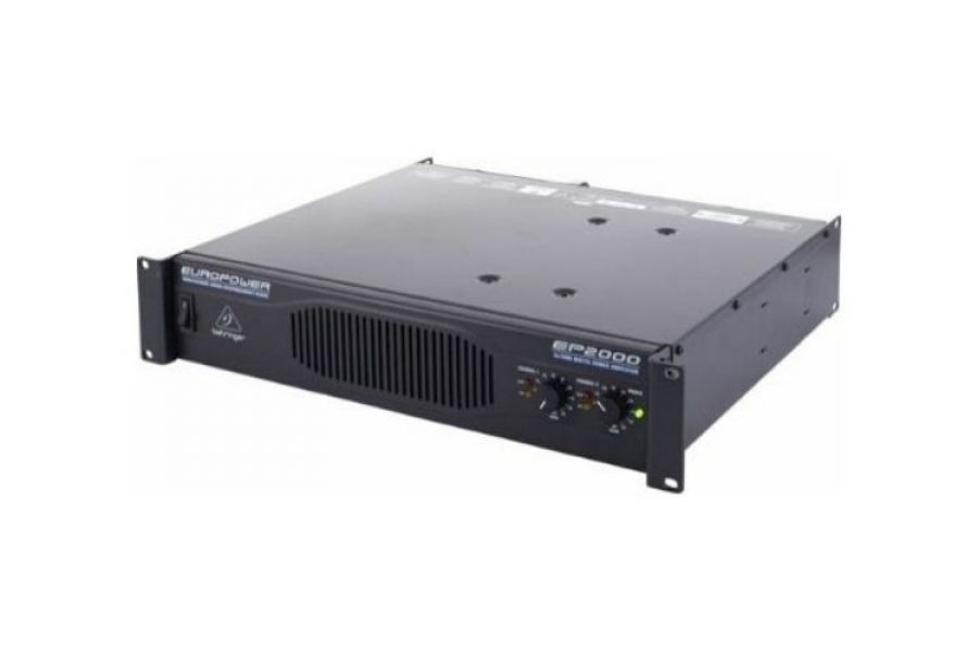 Behringer - Power Amplifier Euro¬power EP2000