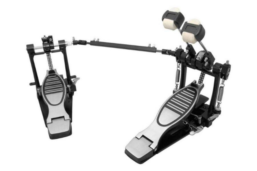 Tovaste - P6A Double Bass Drum Pedal with Lightning-Fast Response Times