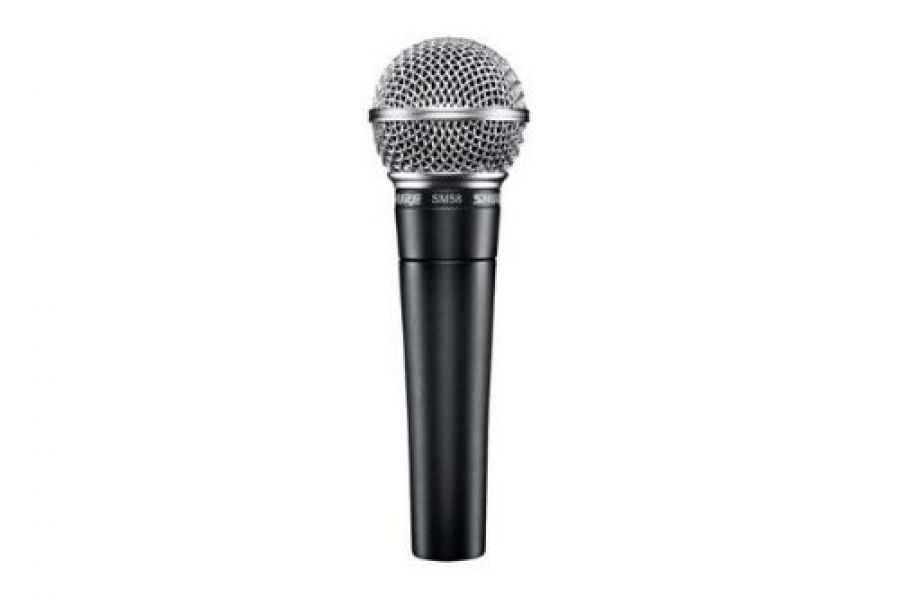 Shure - Microphone SM58